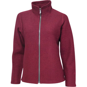 Ivanhoe of Sweden Brodal Veste Femme, rumba red